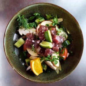 Tiki fish